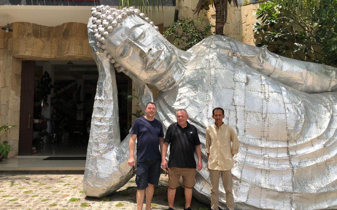 Aktuelles im Februar 2020: Reise nach Indonesien